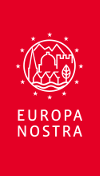 With support of Europa Nostra